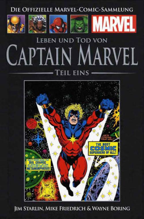 (C) Hachette / Die offizielle Marvel-Comic-Sammlung 75 / Zum Vergrößern auf das Bild klicken