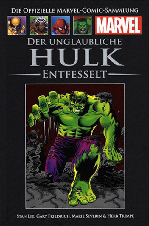 (C) Hachette / Die offizielle Marvel-Comic-Sammlung 76 / Zum Vergrößern auf das Bild klicken