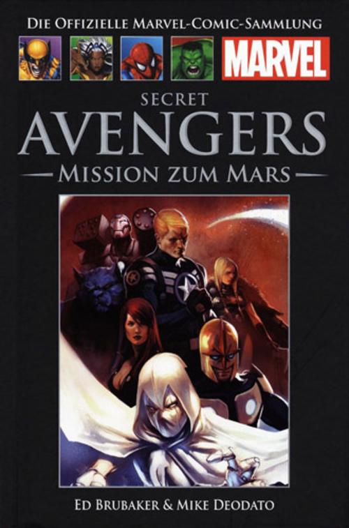 (C) Hachette / Die offizielle Marvel-Comic-Sammlung 77 / Zum Vergrößern auf das Bild klicken