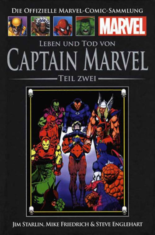 (C) Hachette / Die offizielle Marvel-Comic-Sammlung 78 / Zum Vergrößern auf das Bild klicken