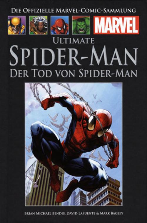 (C) Hachette / Die offizielle Marvel-Comic-Sammlung 79 / Zum Vergrößern auf das Bild klicken