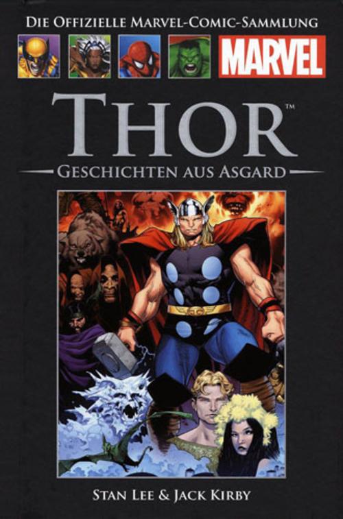 (C) Hachette / Die offizielle Marvel-Comic-Sammlung 80 / Zum Vergrößern auf das Bild klicken