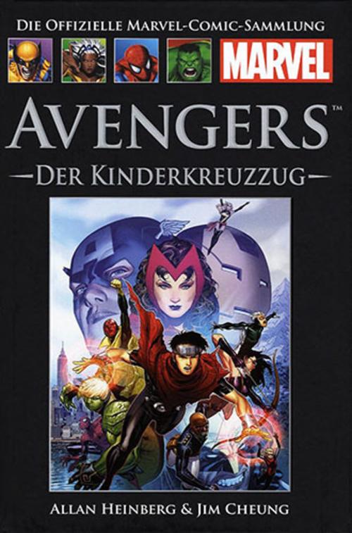 (C) Hachette / Die offizielle Marvel-Comic-Sammlung 82 / Zum Vergrößern auf das Bild klicken