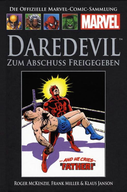 (C) Hachette / Die offizielle Marvel-Comic-Sammlung 83 / Zum Vergrößern auf das Bild klicken