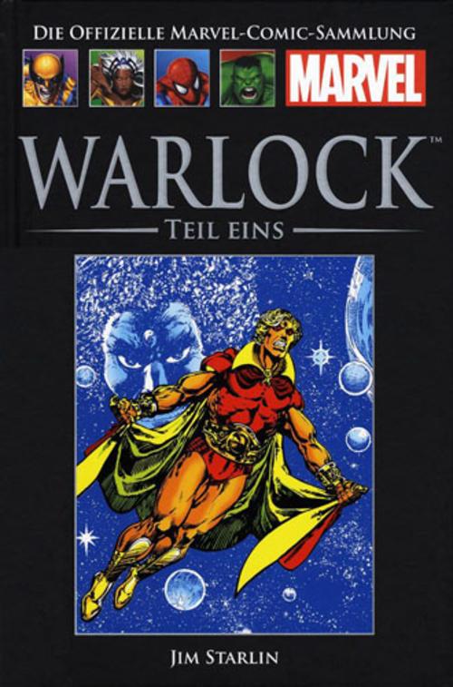 (C) Hachette / Die offizielle Marvel-Comic-Sammlung 84 / Zum Vergrößern auf das Bild klicken