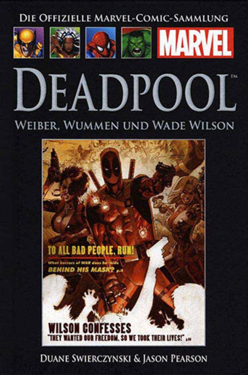 (C) Hachette / Die offizielle Marvel-Comic-Sammlung 85 / Zum Vergrößern auf das Bild klicken