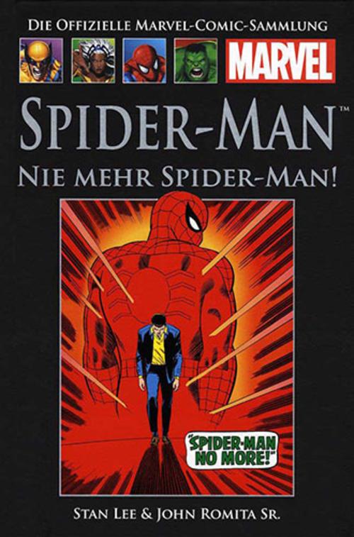 (C) Hachette / Die offizielle Marvel-Comic-Sammlung 86 / Zum Vergrößern auf das Bild klicken