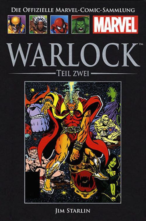 (C) Hachette / Die offizielle Marvel-Comic-Sammlung 87 / Zum Vergrößern auf das Bild klicken
