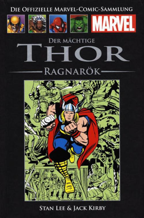 (C) Hachette / Die offizielle Marvel-Comic-Sammlung 89 / Zum Vergrößern auf das Bild klicken