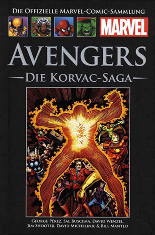 (C) Hachette / Die offizielle Marvel Comic Sammlung 90 / Zum Vergrößern auf das Bild klicken