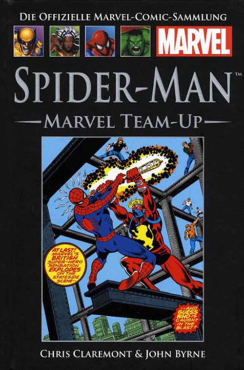 (C) Hachette / Die offizielle Marvel-Comic-Sammlung 92 / Zum Vergrößern auf das Bild klicken