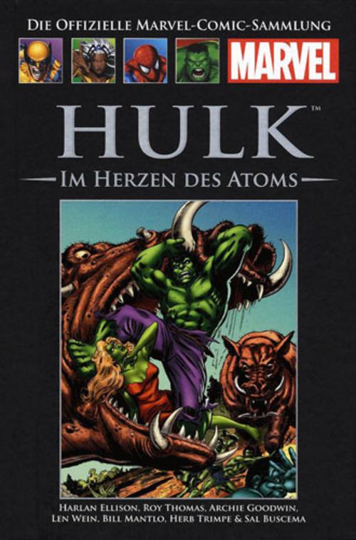 (C) Hachette / Die offizielle Marvel-Comic-Sammlung 93 / Zum Vergrößern auf das Bild klicken