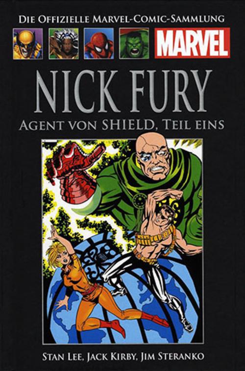 (C) Hachette / Die offizielle Marvel-Comic-Sammlung 94 / Zum Vergrößern auf das Bild klicken