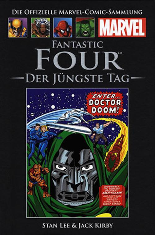 (C) Hachette / Die offizielle Marvel-Comic-Sammlung 97 / Zum Vergrößern auf das Bild klicken