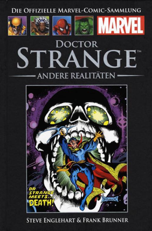 (C) Hachette / Die offizielle Marvel-Comic-Sammlung 99 / Zum Vergrößern auf das Bild klicken
