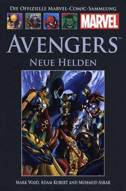 Die offizielle Marvel-Superhelden-Sammlung 156