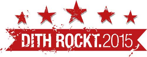 (C) Dith Rockt / Dith Rockt 2015 Logo / Zum Vergrößern auf das Bild klicken