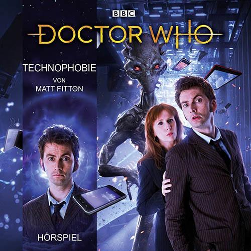 (C) Lübbe Audio / Doctor Who: Technophobie / Zum Vergrößern auf das Bild klicken