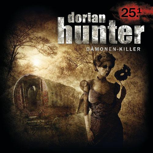 (C) Zaubermond/Indigo / Dorian Hunter - Dämonen-Killer 25 CD 1 / Zum Vergrößern auf das Bild klicken