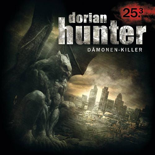 (C) Zaubermond/Indigo / Dorian Hunter - Dämonen-Killer 25 CD 3 / Zum Vergrößern auf das Bild klicken