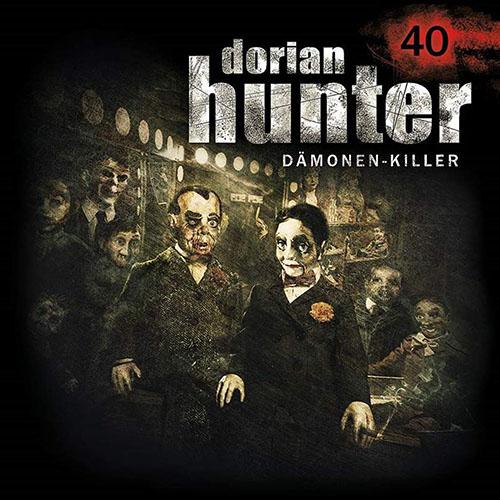 (C) Zaubermond / Dorian Hunter - Dämonen-Killer 40 / Zum Vergrößern auf das Bild klicken