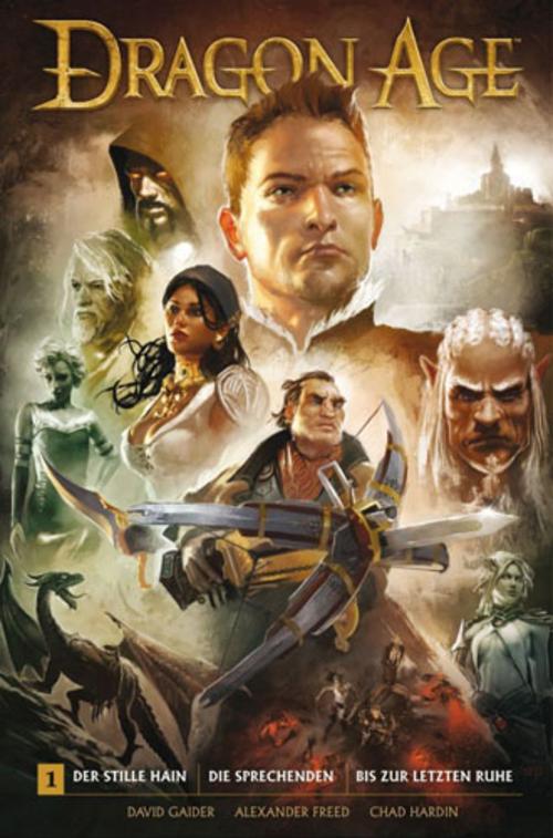 (C) Cross Cult Verlag / Dragon Age 1 / Zum Vergrößern auf das Bild klicken