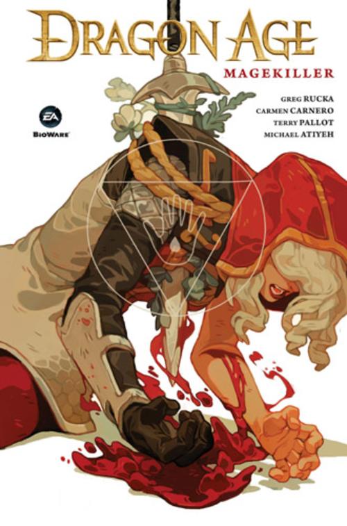(C) Cross Cult Verlag / Dragon Age: Magekiller / Zum Vergrößern auf das Bild klicken