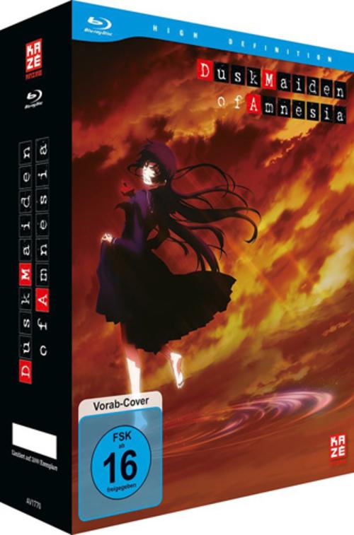 (C) KAZÉ Anime / Dusk Maiden of Amnesia Vol. 1 / Zum Vergrößern auf das Bild klicken