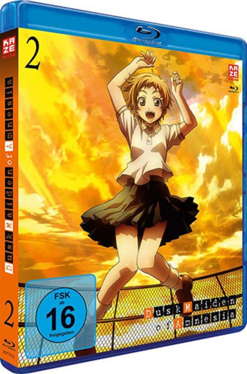 (C) KAZÉ Anime / Dusk Maiden of Amnesia Vol. 2 / Zum Vergrößern auf das Bild klicken
