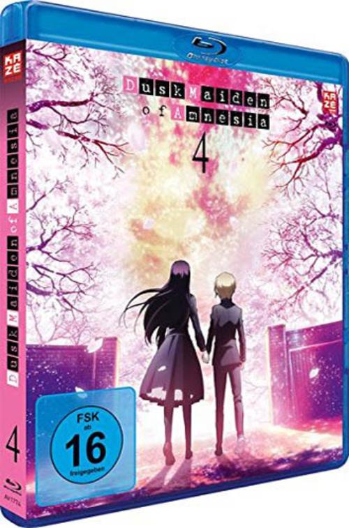 (C) KAZÉ Anime / Dusk Maiden of Amnesia Vol. 4 / Zum Vergrößern auf das Bild klicken