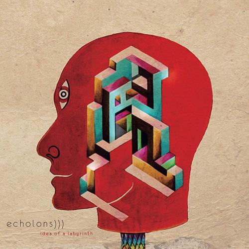 (C) Tonzonen Records / ECHOLONS))): Idea Of A Labyrinth / Zum Vergrößern auf das Bild klicken