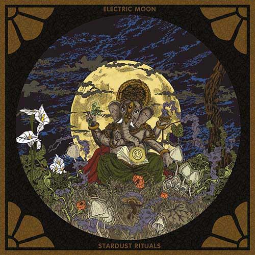 (C) Sulatron-Records / ELECTRIC MOON: Stardust Rituals / Zum Vergrößern auf das Bild klicken