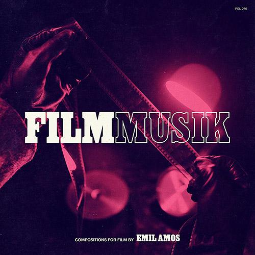 (C) Pelagic Records / EMIL AMOS: Filmmusik / Zum Vergrößern auf das Bild klicken