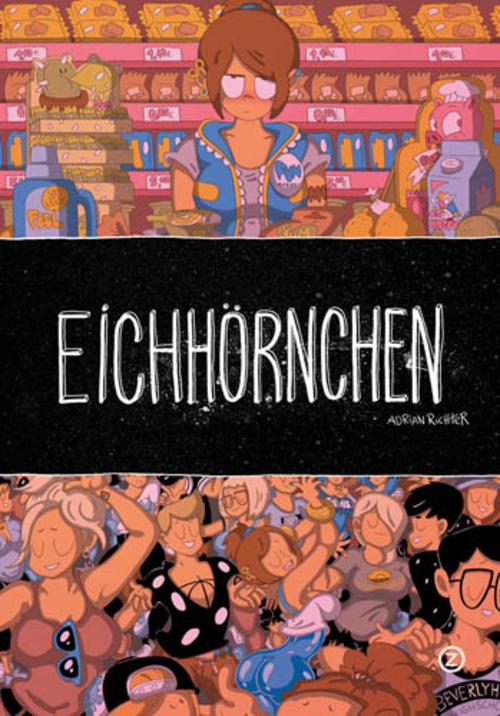 (C) Zwerchfell Verlag / Eichhörnchen / Zum Vergrößern auf das Bild klicken
