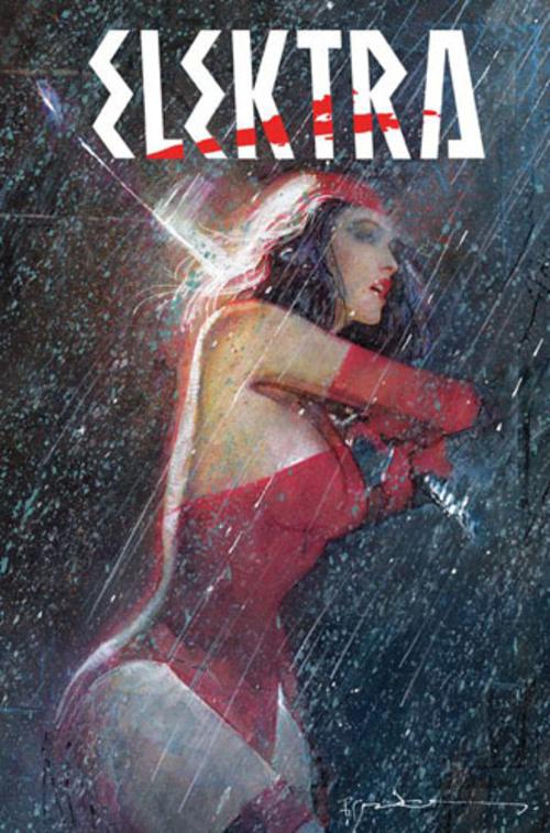 (C) Panini Comics / Elektra 1 / Zum Vergrößern auf das Bild klicken
