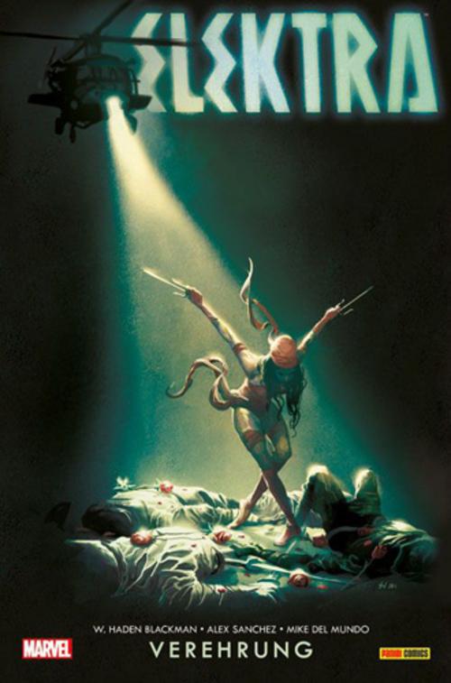 (C) Panini Comics / Elektra 2 / Zum Vergrößern auf das Bild klicken