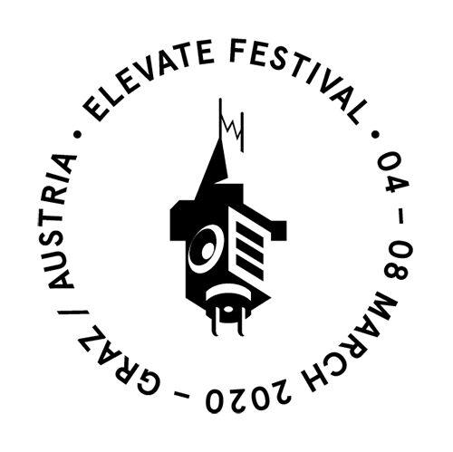 (C) Elevate Festival / Elevate Festival 2020 Logo / Zum Vergrößern auf das Bild klicken