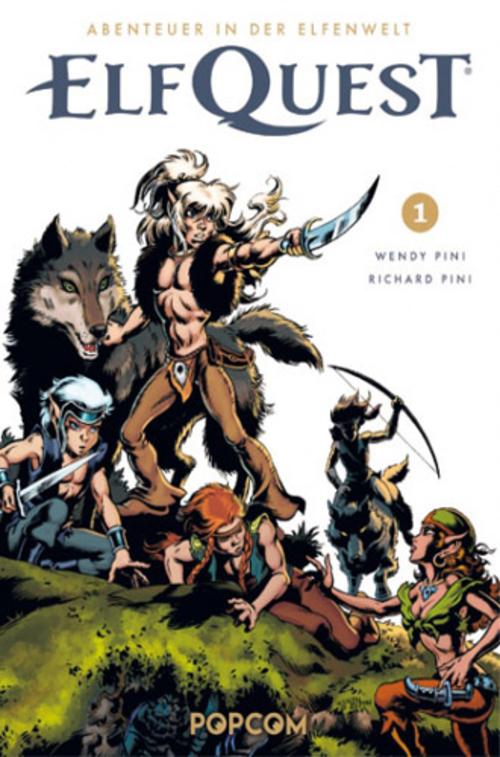 (C) POPCOM / ElfQuest - Abenteuer in der Elfenwelt 1 / Zum Vergrößern auf das Bild klicken