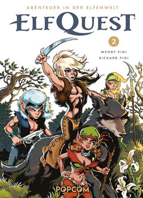 (C) POPCOM / ElfQuest – Abenteuer in der Elfenwelt 2 / Zum Vergrößern auf das Bild klicken