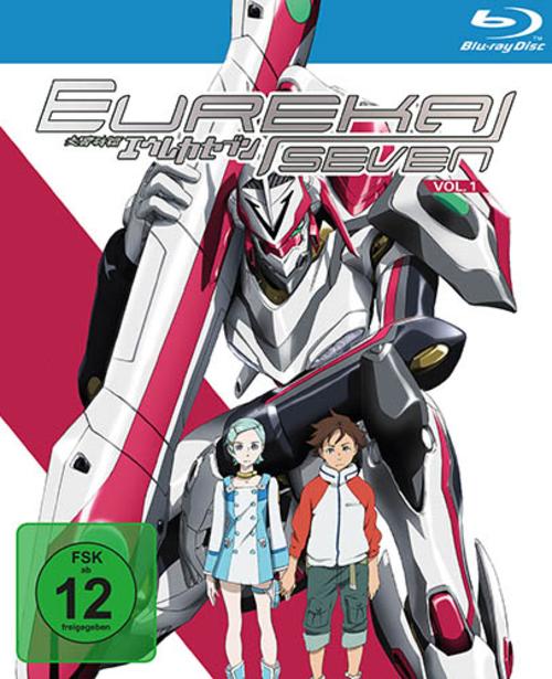 (C) Nipponart / Eureka Seven Vol. 1 / Zum Vergrößern auf das Bild klicken