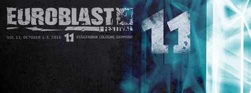(C) Euroblast Festival / Euroblast Festival 2015 Promo / Zum Vergrößern auf das Bild klicken