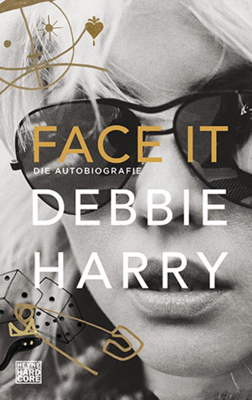 (C) Heyne Verlag / Face It - Die Autobiografie / Zum Vergrößern auf das Bild klicken