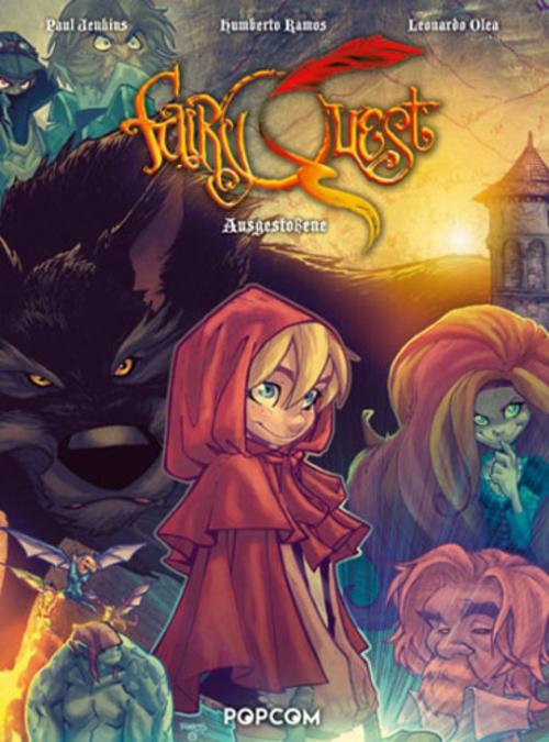 (C) POPCOM / Fairy Quest 2 / Zum Vergrößern auf das Bild klicken