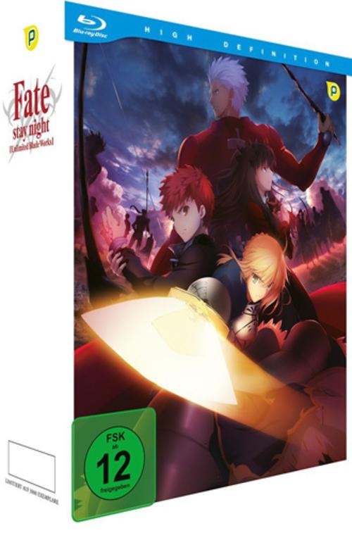 (C) peppermint anime / Fate/stay night [Unlimited Blade Works] Vol. 1 / Zum Vergrößern auf das Bild klicken