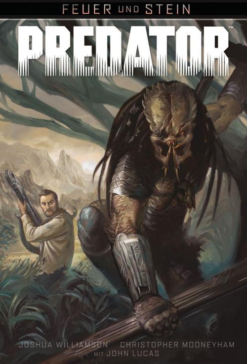 (C) Cross Cult Verlag / Feuer und Stein: Predator / Zum Vergrößern auf das Bild klicken