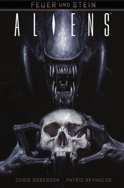 (C) Cross Cult Verlag / Feuer und Stein: Aliens / Zum Vergrößern auf das Bild klicken