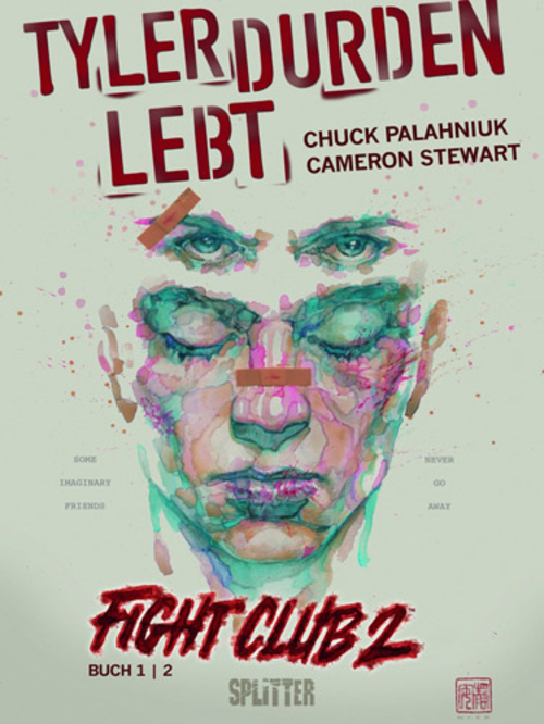 (C) Splitter Verlag / Fight Club 2 1 / Zum Vergrößern auf das Bild klicken