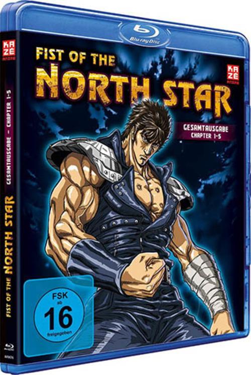 (C) KAZÉ Anime / Fist of the North Star - Chapter 1-5 / Zum Vergrößern auf das Bild klicken