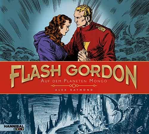 (C) Hannibal Kult / Flash Gordon - Auf dem Planeten Mongo 1 / Zum Vergrößern auf das Bild klicken