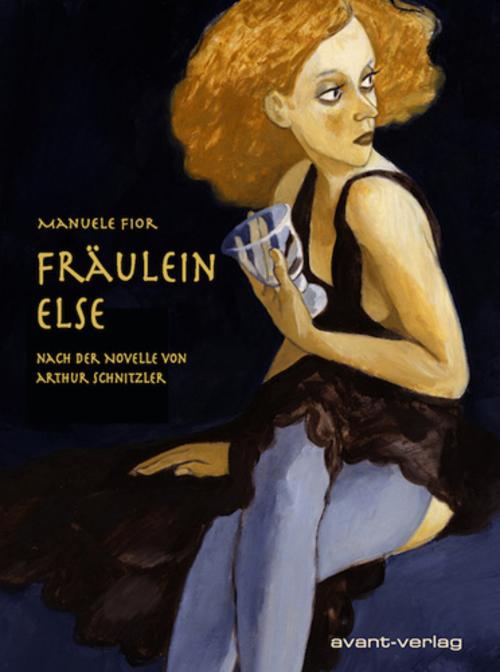 (C) Avant-Verlag / Fräulein Else / Zum Vergrößern auf das Bild klicken